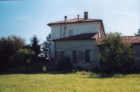 for Planimetrie della casa padronale